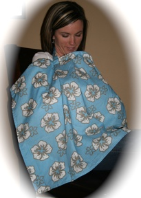 Nursing Nanny Breastfeeding Cover