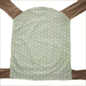 Mei Tai Baby Carrier -Sweet Green